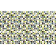 Листовая панель ПВХ Голубая роза 960*480мм, толщина 0,4 мм фото