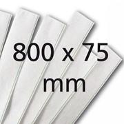 Упаковка молочных фильтров 800 мм (упаковка 200 шт.) фото