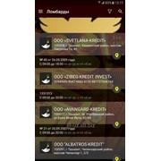 Мобильное приложение PRO lombard фото