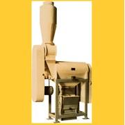 Просеиватель для муки марки Ш2-ХМ2-В для контрольного просеивания муки пшеничных и ржаных сортов от посторонних примесей фото