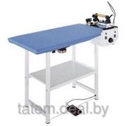 Гладильный прямоугольный стол с парогенератором на 5 литров FUTURA RC5 фото