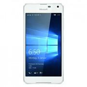 Мобильный телефон Microsoft Lumia 650 DS White (A00027271) фото