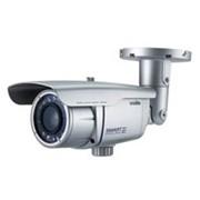 IP камера 1/3 , 0,1Люкс, D1, H.264+MJPEG, 25 кадр/сек, 10 фото