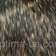 Мех енот (под натуральный) фото