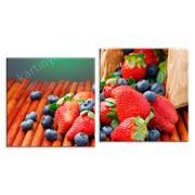 Картина Корзина ягод фото