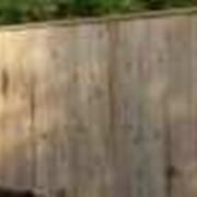 Забор строительный фото
