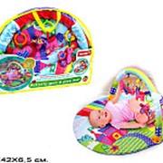 Мягкий коврик с игрушками 21-4657 фото
