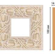 Вставка цветная Decomaster 157-2-18D (100*100) Декомастер фото