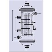 Кожухотрубчатые теплообменники с неподвижными трубыми решетками (ТН, ХН, КН, ИН) фото