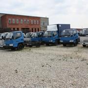 Стоянка автотранспорта на открытой площадке СВХ фото