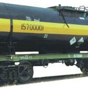 Цистерна железнодорожная 15-157 фото
