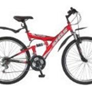 Велосипед двухподвес Stels Focus V 26[[MY_OWN_QUOTE]] 21-sp V020 фото