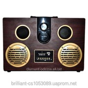 Радио колонка HS-M19 USB,micro SD,FM фото
