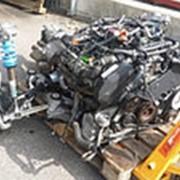 Двигатель бу AUDI RS6, 2004 г.в, 4,2T, 335 Квт, BCY Контрактный фото