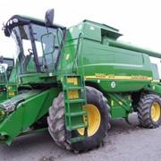 Комбайн зерновий John Deere 9680 (Джон Дир) I WTS фото