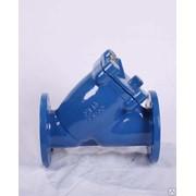 Фильтр механической очистки (косой фильтр) DN125 PN16, AV-416D, Valar фото