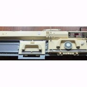 Двухфонтурные электронные вязальные машины Электронная двухфонтурная вязальная машина BROTHER KH-965/KR-850/DK8PRO/BL4+USB фото