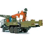 Агрегат ремонта промысловых трубопроводов 2-АРПТ (шасси КАМАЗ-43118) фото