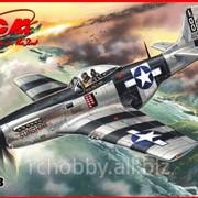 Модель Мустанг P-51 К фото
