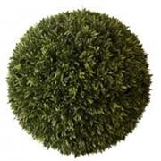 Искусственный шар травяной, d 30 см фото