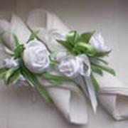 Салфетки свадебные фото