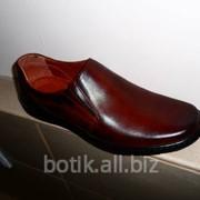 Туфли мужские Модель 121/04 Цена - 630 грн фото