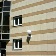 Облицовка фасадов зданий керамогранитом фото