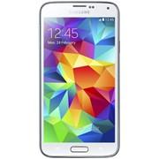 Телефон Мобильный Samsung G900FD Galaxy S5 Duos (White) фото