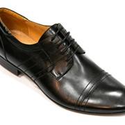 Туфли чёрные фото
