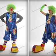 Аксессуары клоунские, Клоун-2, Костюм Клоун фото