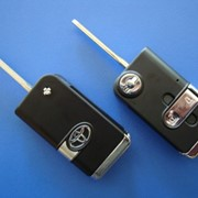 Ремонт, изготовление и продажа авто чип ключей на toyota тойота фото