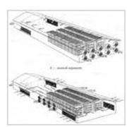 Автоматизация систем приточно-вытяжной вентиляции. фото