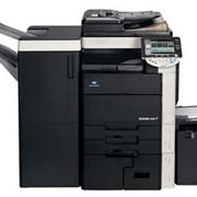 Система полноцветной печати Konica Minolta bizhub C650 фото