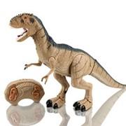 """Динозавр на и/к упр. Mioshi Active """"Доисторический ящер"""" (47 см, движение, свет., звук. эфф., пульт) фото"""