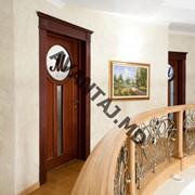 Двери Классические массив, арт. 38 фото