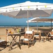 Зонты для кафе, торговые, пляжные, дачные фото