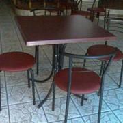 Мебель для заведений общепита фото