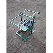 Оборудование для производства шлакоблоков, пескоблоков, арболита серии Торнадо-2. Вибростанок фото