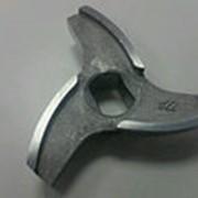 324.0.1 Нож #22 3-х лопастной для промышленной мясорубки AUREA системы UNGER фото
