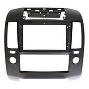 Рамка переходная в Nissan Navara (04-15) MFA для дисплея 10 дюймов фото