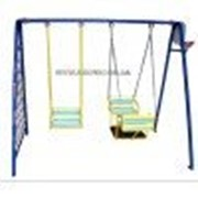 Детская качеля трехместная 5 в 1 Dali 706/кл фото