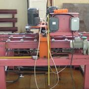 Станок для прорезки бокового паза гранитной облицовочной плиты СПГ-600 фото