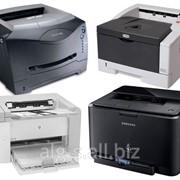 Лазерные принтеры и МФУ Canon, HP, XEROX, Samsung, фото