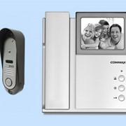 Комплект видеодомофона Commax DPV-4BE и DVC-311 фото