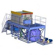 Флотатор ламинарный горизонтальный Фламинго ФЛГ-2 фото