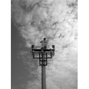 Электромонтажные работы ВЛ-10кВ фото