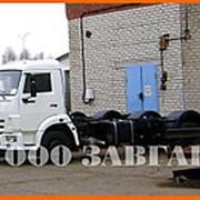 КАМАЗ 4308 - все модификации шасси! фото