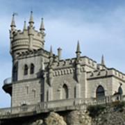 Дворец - замок Ласточкино гнездо фото