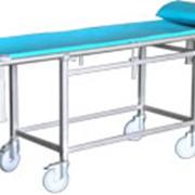 Тележка медицинская для перевозки больных ТБ-01 (со съемными носилками) фото