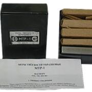 Комплект Мер Твёрдости Роквелла (3 шт. HRC; 1 шт. HRB; 1 шт. HRA) МТР фото